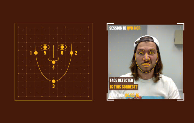 Snickers Facescan
